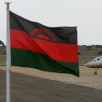 Malawi swears in southern Africa's first female president
