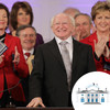 Confirmed: Michael D Higgins says he WILL seek a second term as president