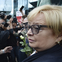 Poland's top judge defies government 'purge' and shows up for work