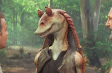 Actor who played Jar Jar Binks says backlash over film made him consider suicide