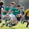 Denied: Ireland Under-18s lose out to England in Euro final