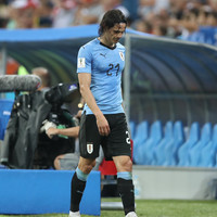 Blow for Uruguay as Cavani looks set to miss last-eight showdown with France