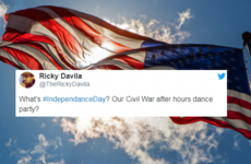 12 of the sarkiest reactions to the misspelling of a hashtag celebrating Independence Day