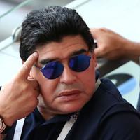 Fifa rebukes Maradona's 'inappropriate' referee claims