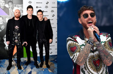 James Arthur's had a dig at The Script amidst their ongoing lawsuit