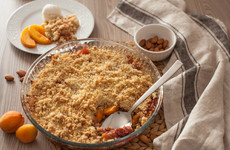 6 of the best… summer fruit crumbles