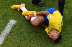 Ronaldo reckons referees need to do a better job of protecting Neymar