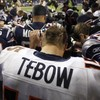 Easter with Tebow? Thousands turn out to hear NFL star speak at church