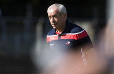 McGrath heads for the exit door after difficult first 10 months in charge of Louth