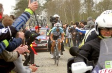 Boonen rides into Paris-Roubaix record books