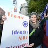 99 people had gender recognition certs granted last year