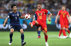 Hazard makes football beautiful, swoons Martinez