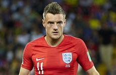 Injury-stricken Jamie Vardy the only doubt as England prepare for Sweden