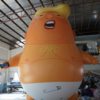 Giant 'Trump Baby' blimp given permission to fly over London during US president's visit