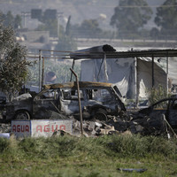 'It rained fire' - At least 24 dead after explosions at Mexican fireworks factory