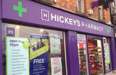 The head of Hickey's Pharmacy says the industry should get ready for consolidation