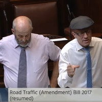Drink-driving laws passed by the Dáil as Danny Healy-Rae shouts, 'This is a sad day for rural Ireland'