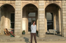 Katie Holmes has been having a whale of a time touring around Ireland