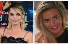 Margot Robbie is a big fan of Love Island but doesn't think she looks like Megan