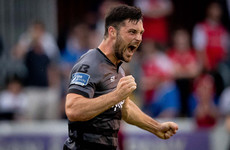 Hoban double inspires Dundalk comeback as Lilywhites sink Saints in Inchicore