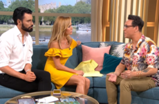 Rylan Clark and Gok Wan shared some of their experiences with homophobia on This Morning
