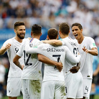 France through to World Cup semi-finals as Uruguay keeper Muslera commits howler
