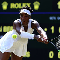 Five-time champion Venus Williams crashes out of Wimbledon