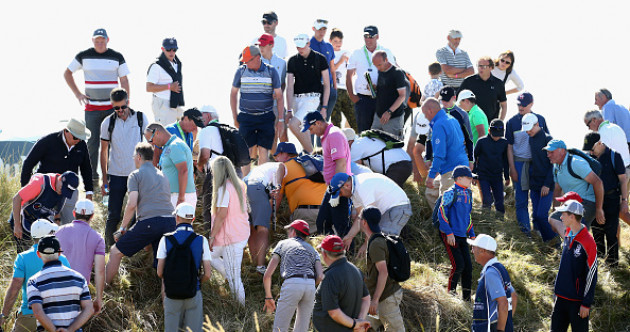 Double bogey completes Harrington horror show as he misses Irish Open cut