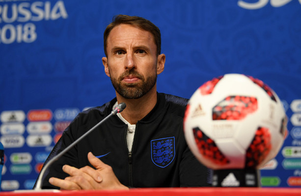 6abe05dc6c6 'We don't turn up and waltz around': Southgate snaps back at England  'spoilt children' claims