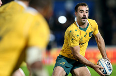 Glasgow replace departing Pyrgos with Wallabies scrum-half Frisby
