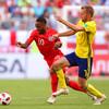 As it happened: Sweden vs England, World Cup quarter-final