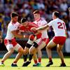 McAliskey, O'Neill and Bradley goals help Tyrone power past 14-man Cork