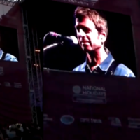 Noel Gallagher got booed by English fans after he told them football 'f**king isn't' coming home