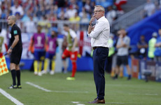 Sweden coach says England 'can go all the way'