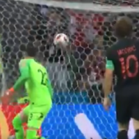 Watch: A peach from Cheryshev gives Russia the lead before poor defending lets Croatia equalise