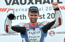 Motorcyclist William Dunlop dies in practice for Dublin race
