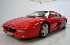Motor Envy: This Ferrari F355 GTS is the perfect car for the Irish heatwave