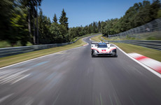 Porsche 919 Hybrid Evo smashes 35-year old lap record for the Nurburgring Nordschleife
