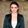 Maisie Williams marked the end of Game of Thrones filming with a photo that could potentially be a spoiler