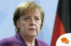 Angela Merkel consigns Ireland, Portugal and Spain to their fate