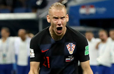 Croatia star Vida could be in hot water over allegations of anti-Russian comments