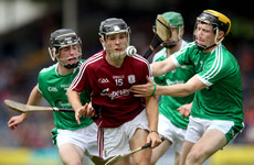 Galway's All-Ireland minor hurling defence up and running with victory over Limerick