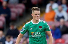 One year after joining from UCC, highly-rated defender signs new deal with Cork City