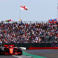 Vettel wrecks Hamilton's home party with stunning Ferrari win