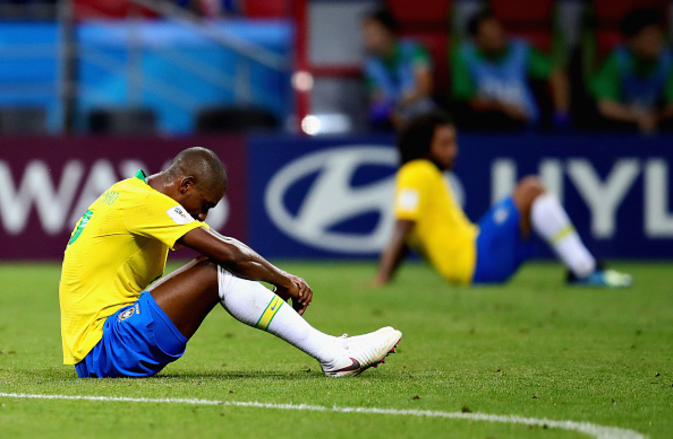 Brazil Football Federation Condemns Online Racial Abuse Towards Bolsa 3dsxl Cars Speed Circuit Gamees The Man City Player Has Been Targeted Following Brazils World Cup Exit