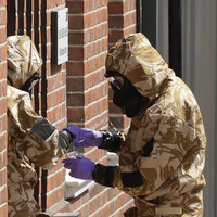Novichok poisoning: Police search for container they believe couple 'must have handled'