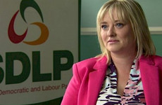 Máiría Cahill is now a councillor for the SDLP