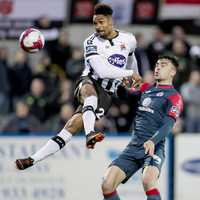 'I'm sad to say my time here is up' - Dundalk striker departs after short stint