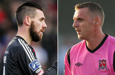 Ex-Dundalk goalkeeper on standby as Cork sweat over McNulty's Champions League availability