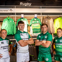 Ireland name squads for next week's Sevens World Cup